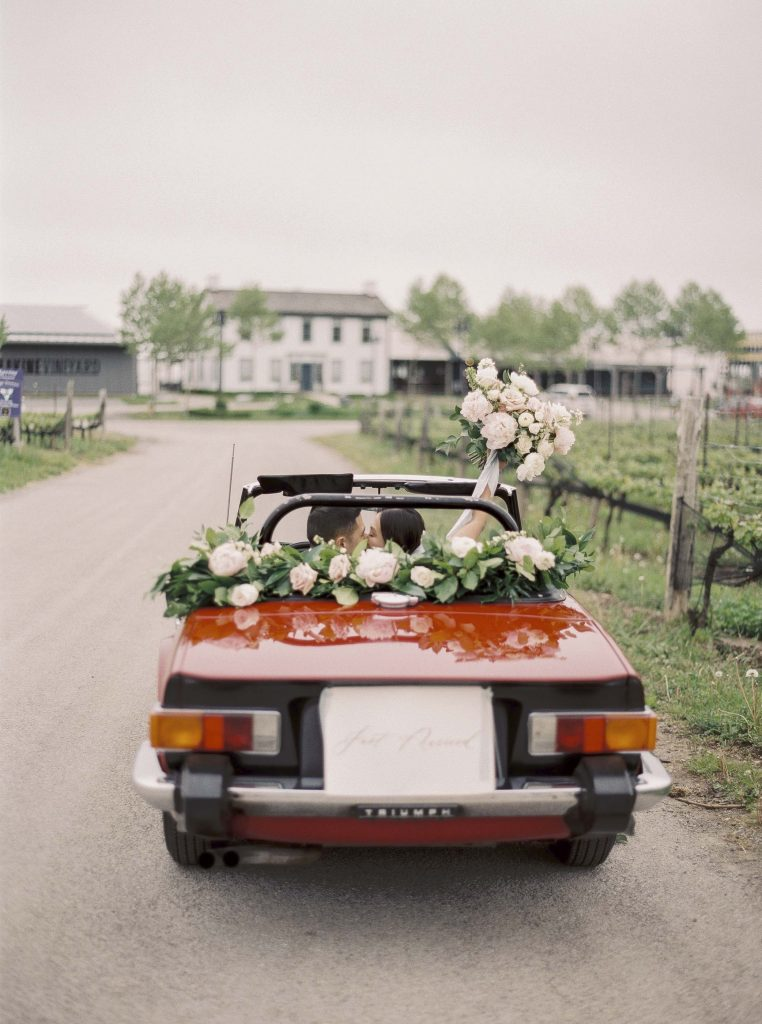 Vineyard Estate Winery Inspiration ideas for an outdoor wedding in the Niagara Region